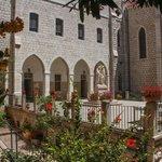 Soeurs de Nazareth - cour intérieure