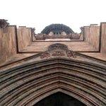 Ingang Kathedraal