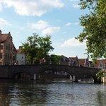 Waterway tour