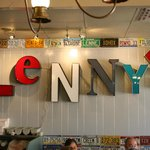 Lenny's back wall
