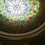 plafond réception