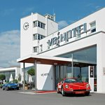 Photo de V8 Hotel Motorworld Region Stuttgart