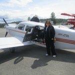 K2 Flight-seeing Trip