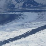 Ruth Glacier from K2 Plane