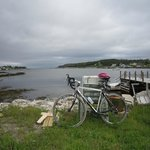 Ketch Harbour, NS, with IHeartBikes