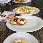 Lunch at Boardwalk