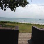 View from Boardwalk Restaurant