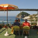 terrazza colazione e relax