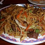 House Lo Mein, large portion