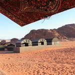 The Bedouin Meditation Camp Foto