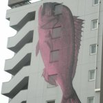 Building Near Fish Market