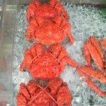 Fish Market Crabs
