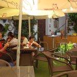 Courtyard/bar