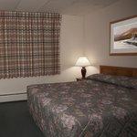 Bridgewater Hotel King Guest Room