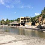 La Bocana beach