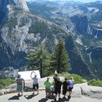 Glacier Point lookout