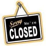 Etablissementé fermé