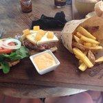 Hamburguesa canaria