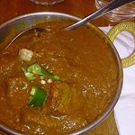 Spicy Lamb Vindaloo