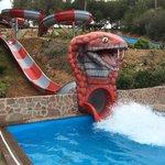 Nueva atracción Crazy Cobra. Genial !!!