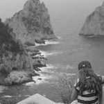 View towards I Faragloni