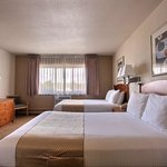 Comfortable Guest Rooms-Each room has a refrigerator & microwave!