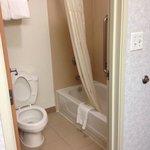 Just a bathroom