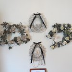 Mourning wreaths