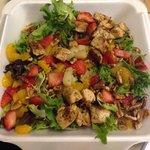 Rockin' Summer Salad with Grilled Chicken