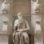 Moisés de Michelangelo