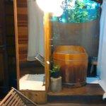 Quarto com sauna e ofuro