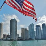 Love our flag and Miami!!