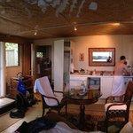 Inside the Lanai Studio