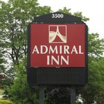 Foto de Admiral Inn Burlington
