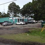 BAYSIDE BURGERS, Eastpoint, FL, Photo taken June 26, 2014