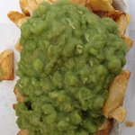 Chips and peas!!