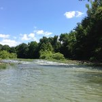 Mulberry River June 2014