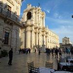 Square in Ortegia