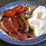 Start the day with one of our full Breakfasts perhaps