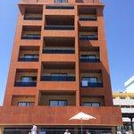 Hotel block