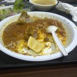 Supposed mutton curry turned out to be tomato gravy, tasteless!|