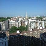 Vista Cidade do apto 12º andar