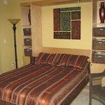 #204 Comfy bed