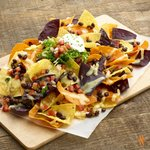 Nachos are always a good idea.