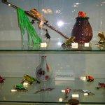Frogman at J. Hills Glass