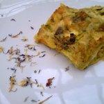 Vegetarische Lasagne - Primi Piatti Weddingmenu