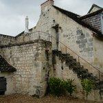 restored medieval barn