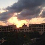 Sunset at HTR