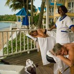 Mary and couples massage