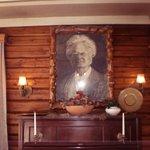 Portrait of Straand Hotel Founder